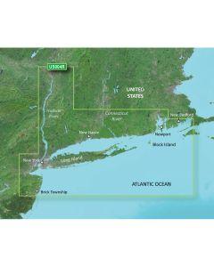 Garmin BlueChart g3 Vision HD - VUS004R - New York - microSD/SD