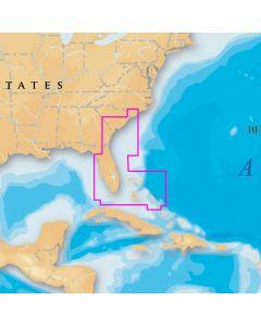 Navionics Platinum+ - Southeast and Bahamas - microSD/SD
