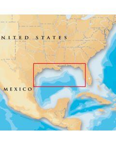 Navionics Platinum+ - Gulf Of Mexico - microSD/SD