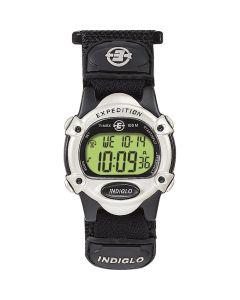 Timex Expedition Women's Chrono Alarm Timer - Silver/Black