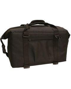 NorChill 12 Can Soft Sided Hot/Cold Cooler Bag - Black