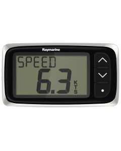 Raymarine i40 Speed Display System w/Thru-Hull Transducer