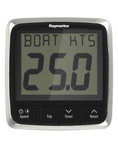 Raymarine i50 Speed Display System w/Nylon Thru-Hull Transducer
