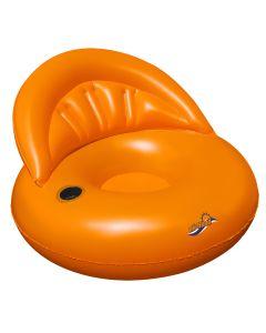 AIRHEAD Designer Series Floating Chair - Tangerine