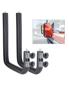 """Magma Removable Rail Mounted Kayak/SUP Rack - Wide - 20"""""""