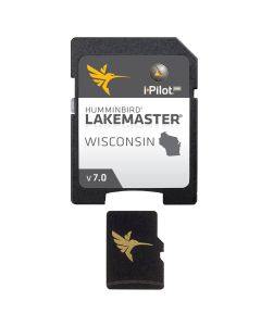 Humminbird LakeMaster - Wisconsin - Version 7