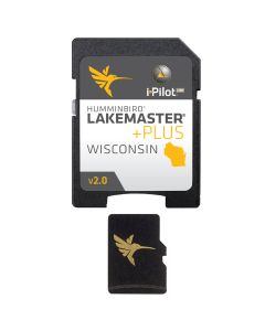 Humminbird LakeMaster Plus - Wisconsin - Version 2