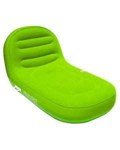 AIRHEAD SunComfort Cool Suede Chaise Lounge - Lime