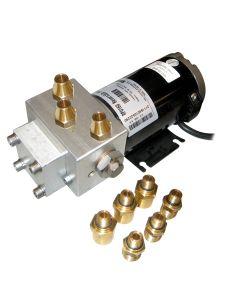 Simrad RPU160 Drive Unit Reversible Pump - 12V DC, 9.8-22.5 Cu. In.