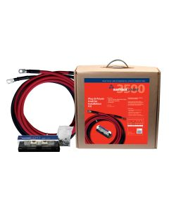 Samlex 400A Inverter Installation Kit f/3500W Inverter