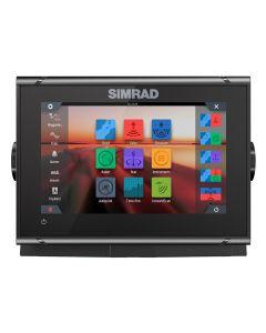 Simrad GO7 XSR Combo w/ C-map Pro Chart