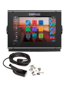 Simrad GO7 XSR Combo w/HDI Skimmer Transducer