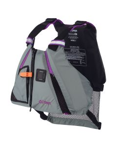 Onyx MoveVent Dynamic Paddle Sports Vest - Purple/Grey - Medium/Large