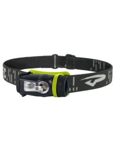 Princeton Tec Axis Rechargeable LED HeadLamp - Green/Grey