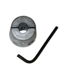"""Ice Eater by Power House Aluminum Anode - 1/2"""" Diamater - Fits All Models"""