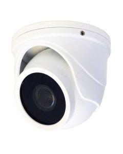 Speco HD-TVI 2MP Intensifier T Mini-Turret Camera, 2.9mm Fixed Lens - White Housing