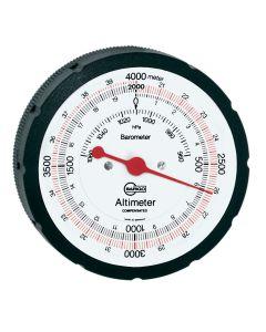 BARIGO Handheld Altimeter w/Case - 12,000' Standard Dial