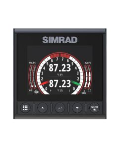 Simrad IS42J Instrument Links J1939 Diesel Engines to NMEA 2000 Network