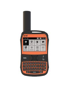 SPOT X 2-Way Satellite Messaging, GPS Tracking & SOS Feature w/GEOS Qwerty Keyboard