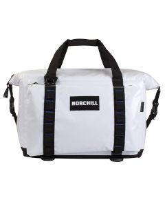 NorChill BoatBag xTremeMedium 24-Can Cooler Bag - White Tarpaulin
