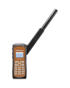 Globalstar GSP-1700 Pre-Owned Satellite Phone Bundle Includes Phone Battery, Wall Charger, Car Charger & Case