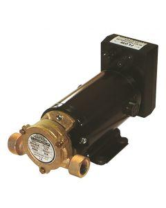 GROCO Heavy Duty Positive Displacement Reversing Vane Pump - 12V