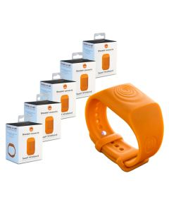 Sea-Tags MOB Smart Wristband - 5-Pack