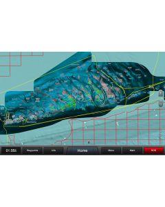Garmin Standard Mapping - Florida Keys Professional microSD/SDCard