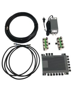 Intellian SWM-16 Kit - 16 CH Single Wire Multi-Switch (SWM)