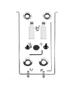 Edson Hardware Kit f/Drop Leaf Table - Clamp Style