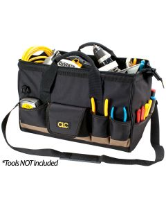 "CLC 18"" MegaMouthTool Bag"