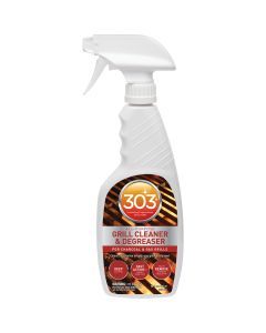 303 All-Purpose Grill Cleaner & Degreaser w/Trigger Sprayer - 16oz