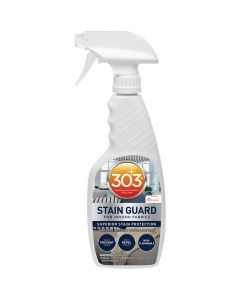303 Stain Guard f/Interior Fabrics & Carpets w/Trigger Sprayer - 16oz