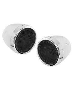 Boss Audio MC425BA 600W Motorcycle/ATV Sound System w/Bluetooth - Chrome