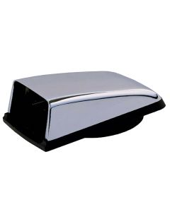 "Sea-Dog Stainless Steel Cowl Vent w/Base - 4"" Hose"