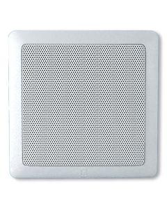 """Poly-Planar 6"""" Premium Panel Speaker - (Pair) White"""