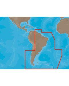 C-MAP MAX SA-M501 - Gulf of Paria - Cape Horn - SD Card