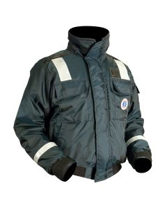 Mustang Classic Bomber Jacket With Solas Reflective Tape:  XXXL