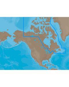 C-MAP MAX NA-M021 - Canada North & East - SDCard