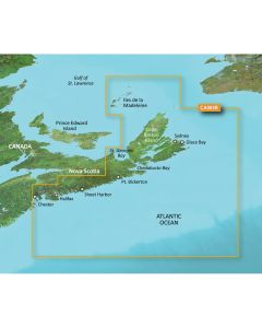 Garmin BlueChart g3 Vision HD - VCA005R - Halifax - Cape Breton - microSD/SD