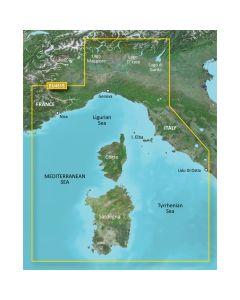 Garmin BlueChart g3 Vision HD - VEU451S - Legurian Sea, Corsica & Sardinia - microSD/SD
