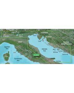 Garmin BlueChart g3 Vision HD - VEU452S - Adriatic Sea, North Coast - microSD/SD
