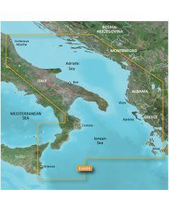 Garmin BlueChart g3 Vision HD - VEU453S - Adriatic Sea, South Coast - microSD/SD