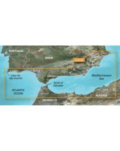Garmin BlueChart g3 Vision HD - VEU455S - Alicante to Cabo de Sao Vicente - microSD/SD