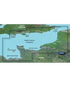 Garmin BlueChart g3 Vision HD - VEU465S - The Solent & Channel Islands - microSD/SD