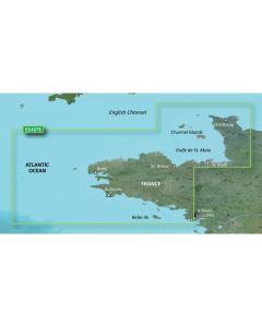 Garmin BlueChart g3 Vision HD - VEU457S - Bretagne - microSD/SD