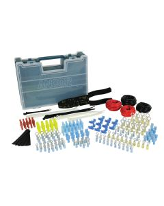 Ancor 225 Piece Electrical Repair Kit w/Strip & Crimp Tool