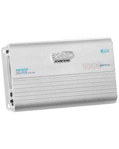 Boss Audio MR1000 Marine Power Amplifier 4-Channel MOSFET Bridgeable