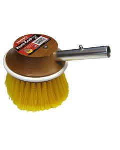 "Shurhold 5"" Round Polystyrene Soft Brush f/ Windows, Hulls, & Wheels"