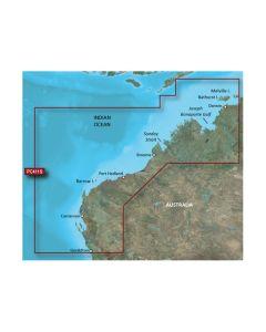 Garmin BlueChart g2 HD - HXPC411S - Geraldton To Darwin - microSD/SD
